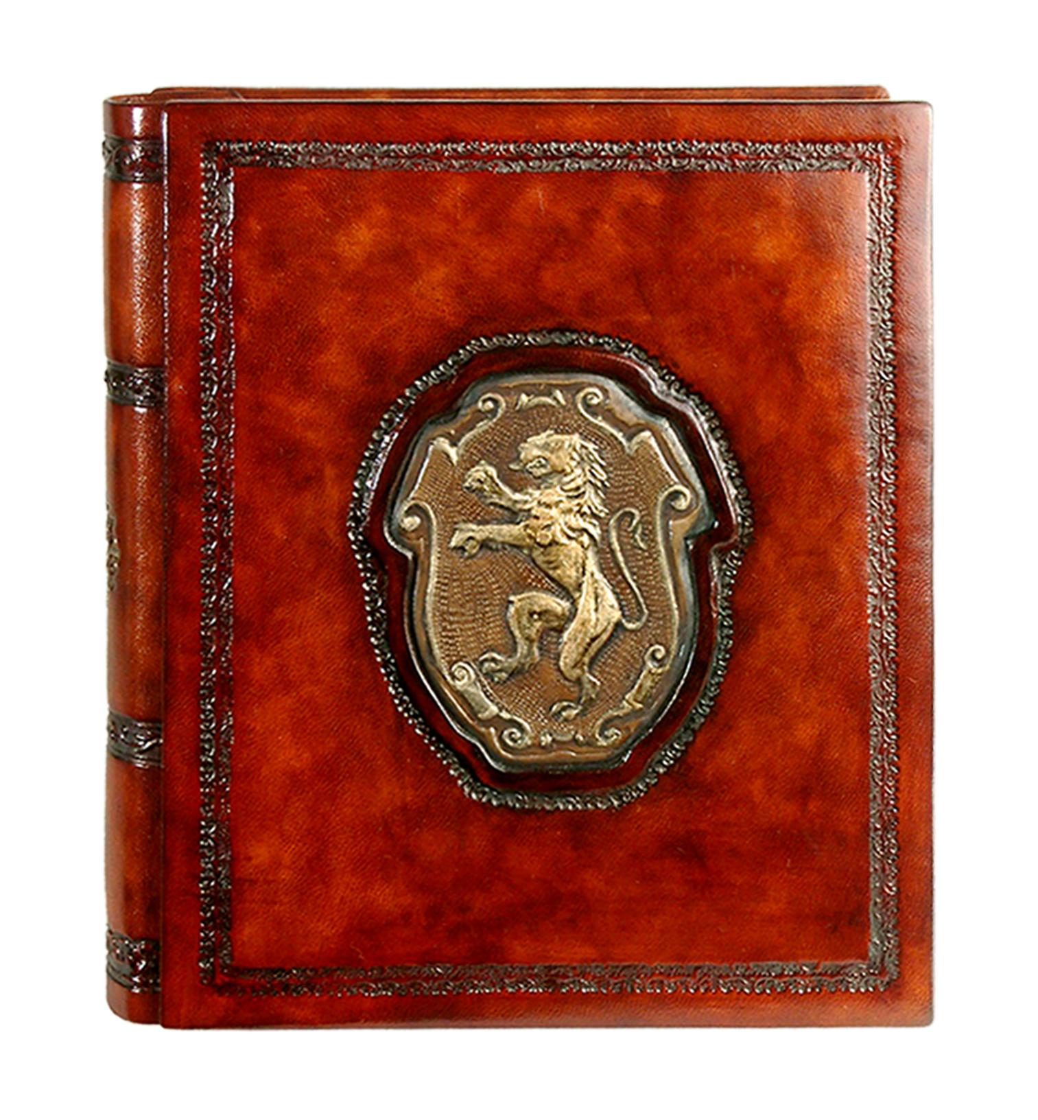 Photo Album Venetian Lion