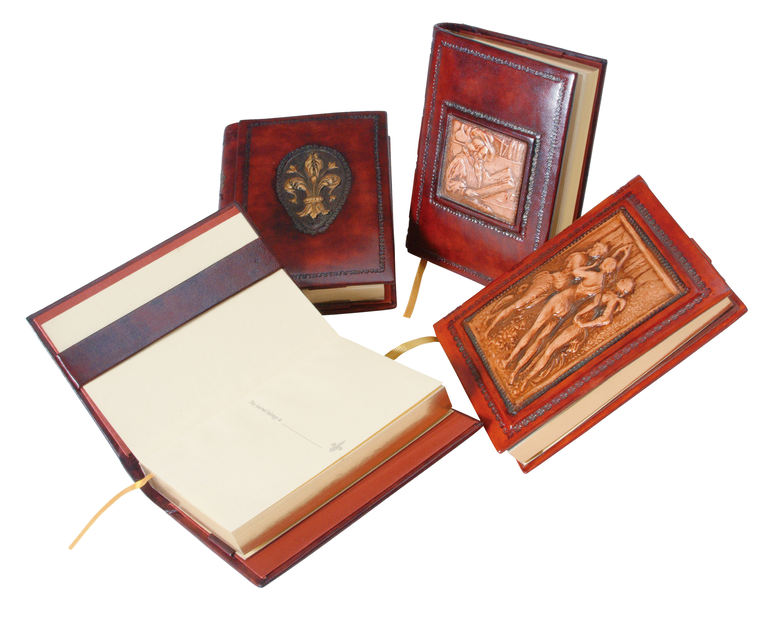 Journal Refillable Three Graces