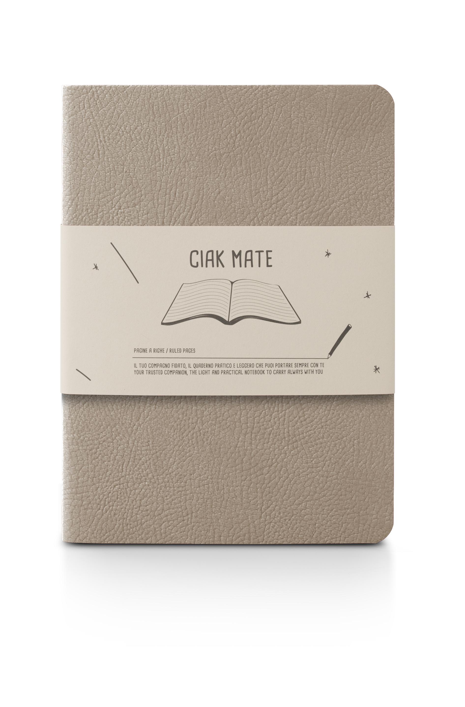 Ciak MATE Soft Cover Slim Notebook